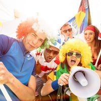 The group of death and the underdog (The language of the World Cup)