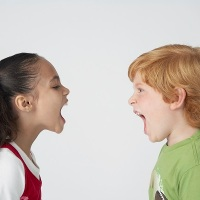 Falling out, lashing out and blurting out: phrasal verbs connected with arguing (1).