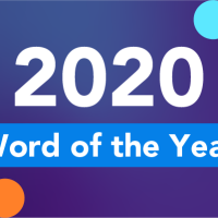 Cambridge Dictionary's Word of the Year 2020