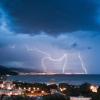 'Cooking up a storm' and 'faces like thunder' (Idioms with weather words, Part 1)