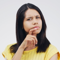 Puzzled or pitying? Words for facial expressions, part 1